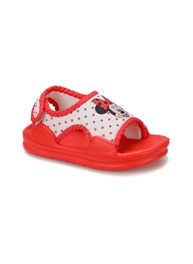 Mickey Mouse Sandalet Beyaz